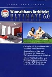 3D Wunschhaus Architekt 6.0 Ultimate