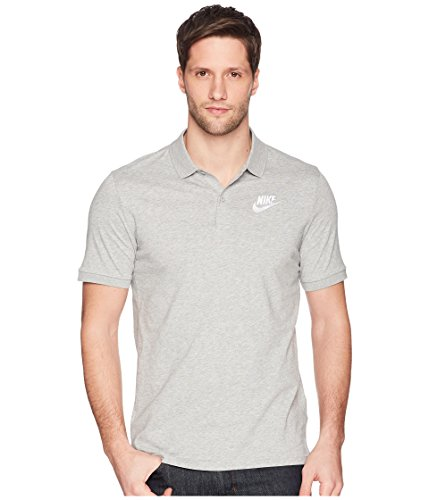 Nike Sportswear Matchup Polo Herren M Dark Grey Heather/(White) Preisvergleich