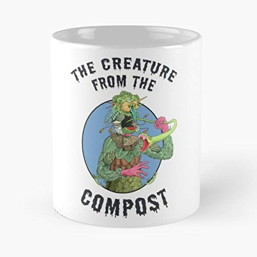 The Creature From The Compost Classic Mug Best Gift 110z For Your Friends