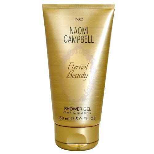 Naomi Campbell Eterna Bellezza Donna Bath & Shower Gel 150 ml, 1er Pack (1 x 150 ml)