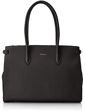 Furla Damen Pin M Tote E/W Business Tasche, 11x27x36 cm