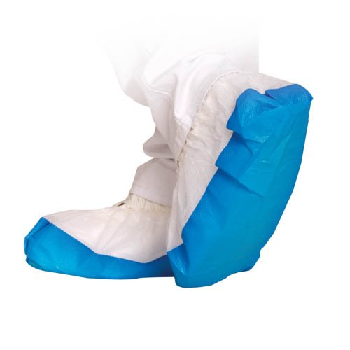 Überschuhe SAFE, PP blau, 50 Stück