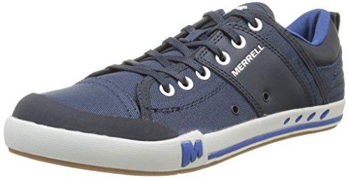 Merrell - Rant, Scarpe da ginnastica Uomo Blu (Indigo)