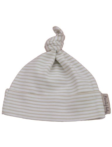 Beaming Baby Chemical Free Organic Cotton Hat (0-3 Months)