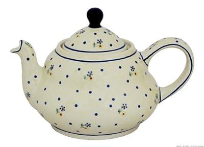Bunzlauer keramik théière 1,5 l décor 111