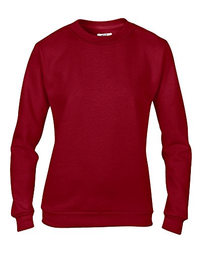 Anvil - Sweat-shirt - Femme rouge - Independence Red
