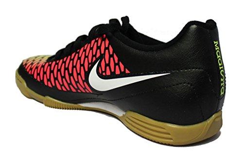 Nike Magista Ola IC Jr. Fußballschuhe Kinder schwarz/neonrot