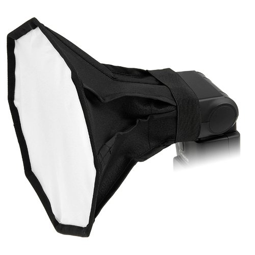 Fotodiox 11SBX-Octa-6 8 Octagon softbox für Nikon Flash/Canon Speedlite
