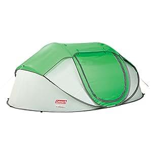 Coleman Weatherproof Galiano Unisex Outdoor Pop-up Tent available in Green - 2 Persons