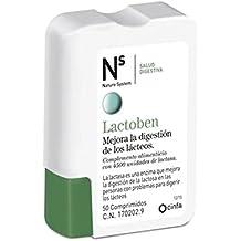 N+S LACTOBEN 50 COM MAST