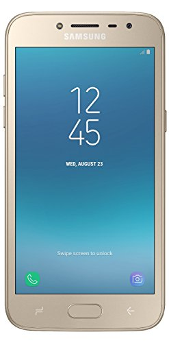 Samsung Galaxy J2 2018 (Gold, 2GB RAM, 16GB Storage) with Offers