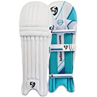 SG Campus Cricket Batting Leg Guard Pads Mens Size Right and Left (Color May Vary)
