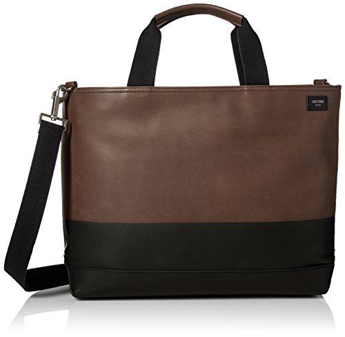 Jack Spade Herren Tasche aus getauchtem Leder - Mehrfarbig - Einheitsgröße -