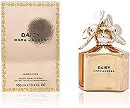 MARC JACOBS Daisy Holiday Gold Femme Eau de Toilette For Women, 100 ml