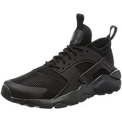Nike Air Huarache Run Ultra GS, Scarpe Running Uomo, Nero Black 004, 40 EU