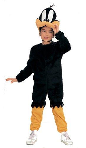 Daffy Duck™-Kostüm für Kinder - 5 bis 7 ()