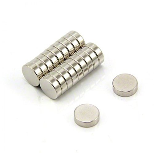 Perfect Magnets Disc Magnets 10Mm Dia X 4 Mm Thick...