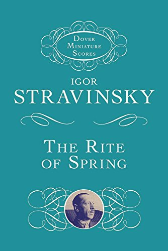 The Rite of Spring (Dover Miniature Scores)