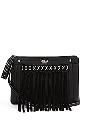 guess klein cross body tasche berverlywood hwvg4923720. Black Bedroom Furniture Sets. Home Design Ideas