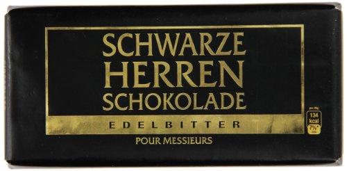 Sarotti Schwarze Herren Schokolade Edelbitter 100g (Herren-edelbitter-schokolade)