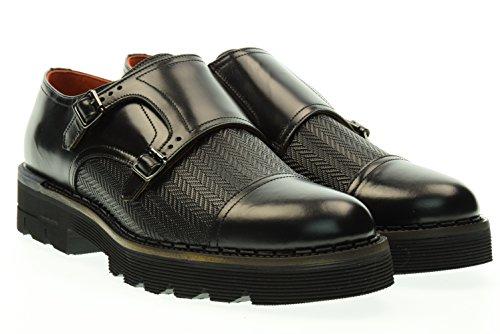 BRIMARTS uomo scarpa accollata 317466 NERO 41 Nero