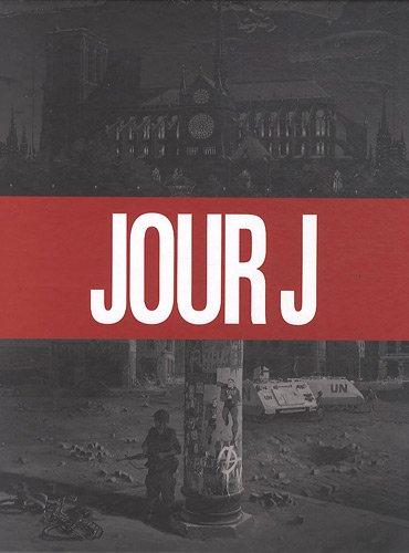 Delcourt Jour J COffret T05 à T08
