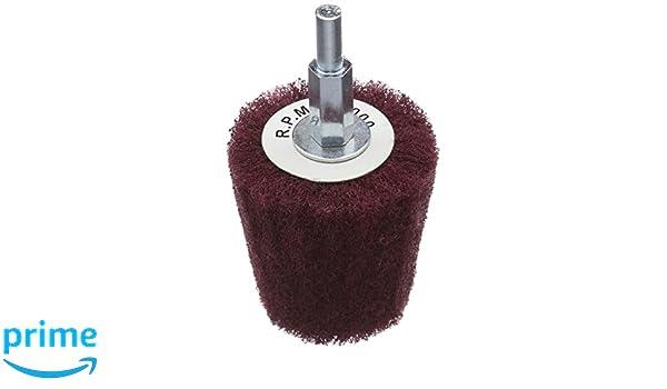 Silverline 262181 Cylindre de Ponçage Mop 75 mm Grain 240