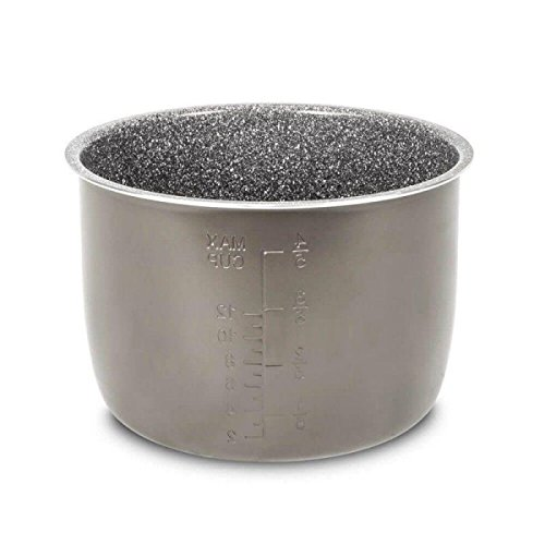 BFRO Cubeta (Excelsior) de tricapa cerámica de 6 litros para Modelos GM E-F-G-G DE LUXY COCIMAX con Recubrimiento de Piedra marmórea de máxima atiadherencia