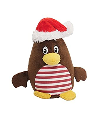 Rosewood Giggling Ralph Robin Dog Toy