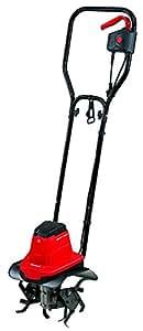 Einhell  Motobineuse électrique  GC-RT 7530 (750 W, Largeur de travail 30 cm, Profondeur de travail 20 cm, 4 fraises puissantes de Ø 22 cm, Guidon ergonomique et pliable)