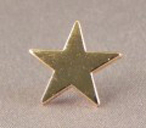 metal-enamel-pin-badge-brooch-gold-star-gold-plated