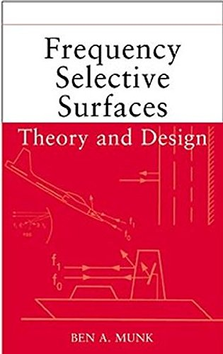 Frequency Selective Surfaces: Theory and Design (Electrical & Electronics Engr)