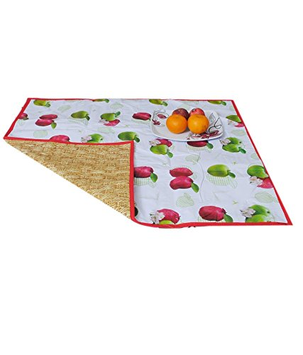Kuber Industries™ Bed Food Server Carpets(Multicolor)