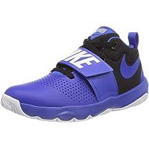 detailed pictures d2303 ab3cd Nike Team Hustle D 8 (GS), Zapatos de Baloncesto para Niños