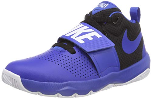 Nike Jungen Team Hustle D 8 (GS) Basketballschuhe, Mehrfarbig (Game Royal/Game Royal/Black/White 405), 38 EU