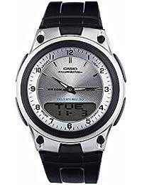 Casio Collection Reloj Analógico/Digital de Cuarzo para Hombre con Correa de Resina – AW-80-7AVES