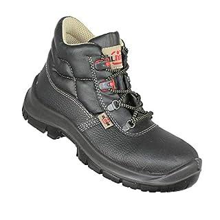 Almar Ocean S1 SRC Work Shoes Safety Shoes High Black, Size:39 EU