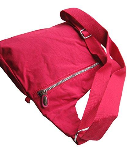 Lorenz, Borsa a tracolla donna Medium Pink