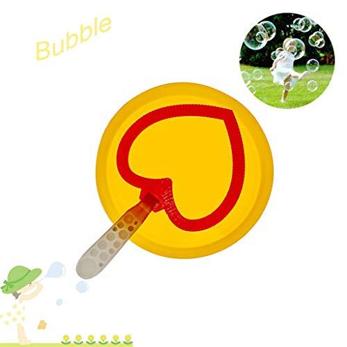Bubble Wands Set Seifenblasen, Nourich Seifenblasen Spielzeug Bubbles Blasen Maker Kinderspielzeug Badewannenspielzeug Gebläse Geschenk für Kinder Junge Mädchen Spielzeug (I) (Boy Badewanne Spielzeug)