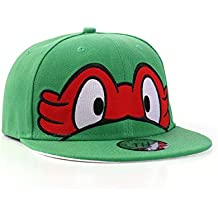 Tortugas Ninja - Gorra de béisbol gorra de visera plana ajustable 75ceb135e23