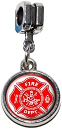 casque pompier pandora