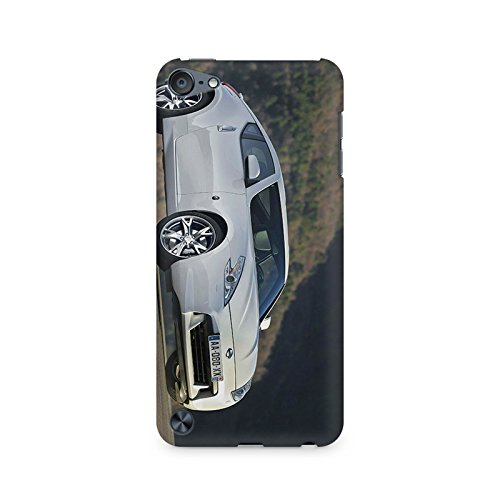 3d printed back cover for Apple Ipod Touch 6th Generation by Motivatebox.Awesome White Classic Car design, Polycarbonate Hard case with premium quality and matte finish  available at amazon for Rs.499