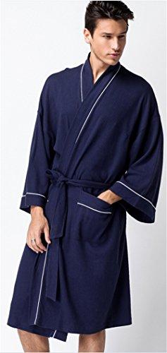 hollwald-100-cotton-waffle-weave-robe-kimono-spa-bathrobe-diamond-pattern-unisex-luxor-linens-egypti
