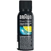 Braun - Loción limpiadora para todas las afeitadoras eléctricas Braun, 100 ML