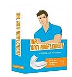 Mr. Anti Ronflement - Orthèse anti-ronflement - Solution anti-ronflement la plus efficace - Arrêter de ronfler - Améliorer votre sommeil