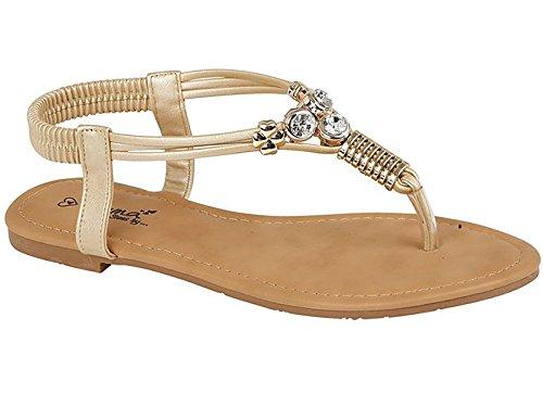 ladies-parador-leather-look-fashion-diamante-flat-toe-post-flip-flop-summer-sandal-shoes-size-3-8-uk