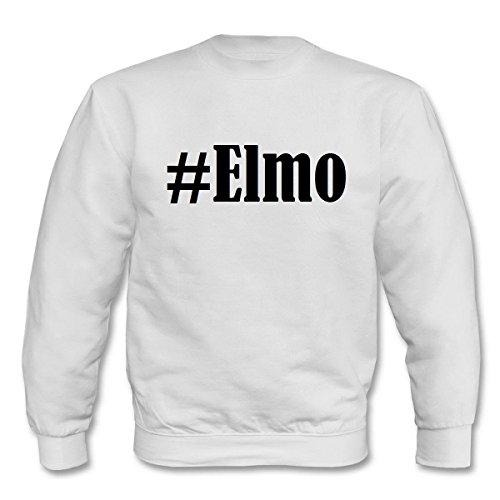 Gebraucht, Reifen-Markt Sweatshirt Damen #Elmo Größe M Farbe Weiss gebraucht kaufen  Wird an jeden Ort in Deutschland