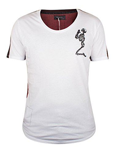 Religion Herren T-Shirt Gradient Rot
