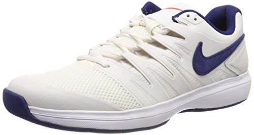 Nike Aa8028, Scarpe da Tennis Uomo, Multicolore (Phantom/Blue Void-Sail-Orange 044), 42.5 EU
