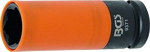 Preisvergleich Produktbild BGS 9371 Kraft-Schoneinsatz, 12,5 (1/2), 21 mm für Hyundai i30, Tucson & Kia
